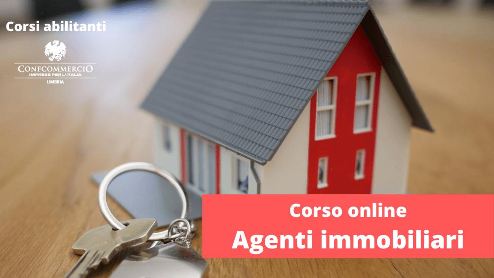 Vuoi diventare agente immobiliare? Iscriviti al corso online