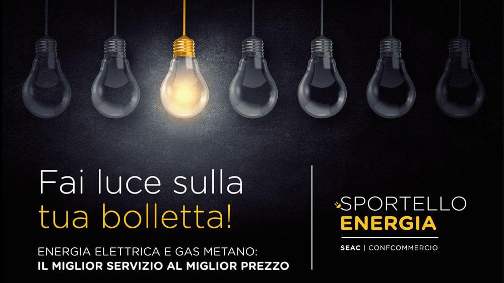 Sportello Energia Seac Confcommercio Umbria - Dolomite Energia